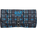 Jack wolfskin waschsalon black crushed checks