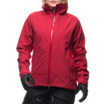 Houdini w s fusion jacket android red