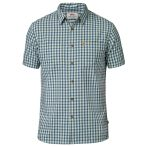Fjallraven high coast shirt ss un blue