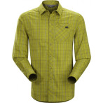 Arc teryx peakline ls shirt men s cholla