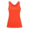 Peak performance women s balkka singlet flame red