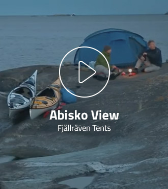 Blank & Buy Fjällräven tent from Outnorth
